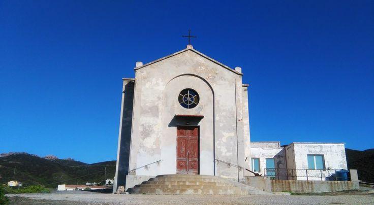La chiesetta dell'Argentiera