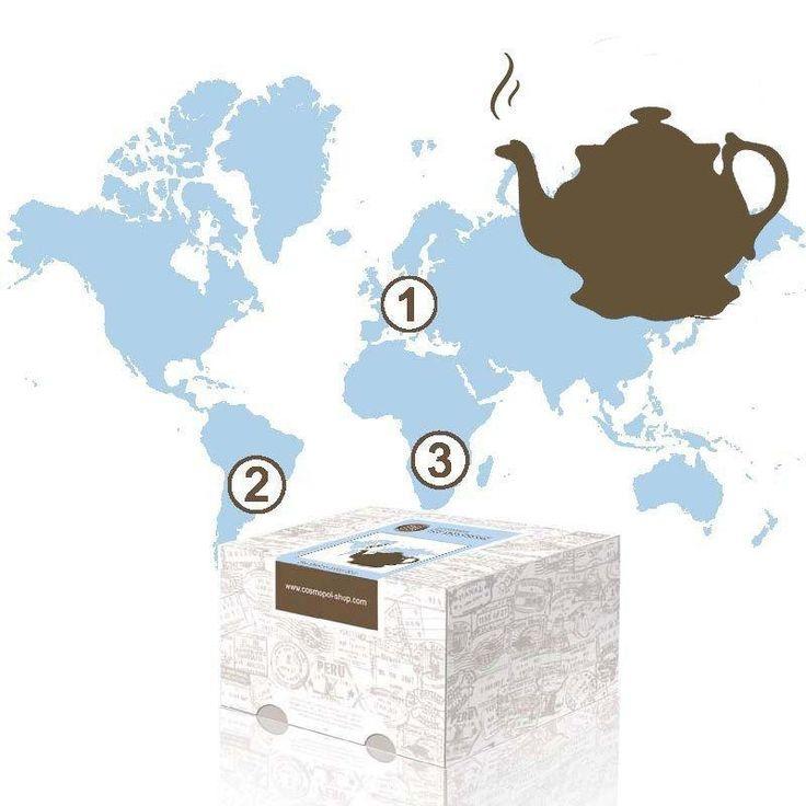 Verschenke die 3-monatige Teereise an Teetrinker und alle die eine kleine Auszeit brauchen. Verschenke es zu Weihnachten, Geburtstag oder anderen Anlässen.