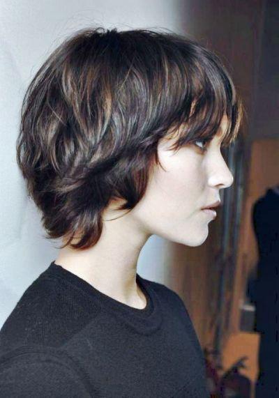Shaggy Pixie Cut Round Face Www Haircuts Pixie Haircut