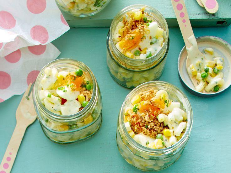 Partysalate - tolle Rezept-Ideen fürs Buffet - hoernli-salat  Rezept