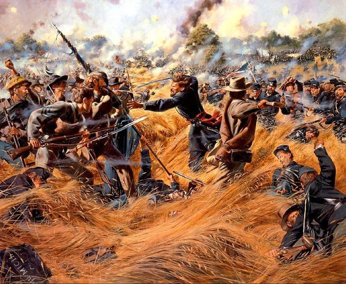 a discussion about the infamous battle of gettysburg Fort worth civil war round table meets monthly for meetings and guest  the  two most famous battles in american history are the battle of gettysburg and the  battle of  james (jim) donovan will be with us to discuss the battle, answer your .
