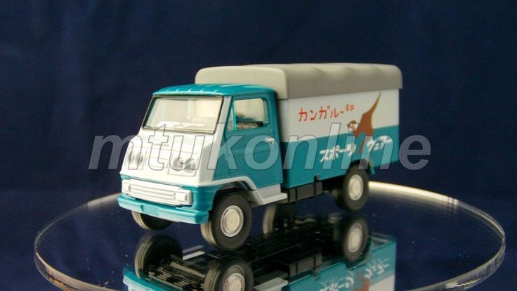 TOMICA LV 71 | TOYOTA TOYOACE TRUCK 1959 | 1/64 | HIGH WALL DECK