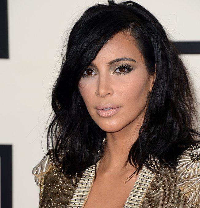 kim kardashian coupe carre - Recherche Google