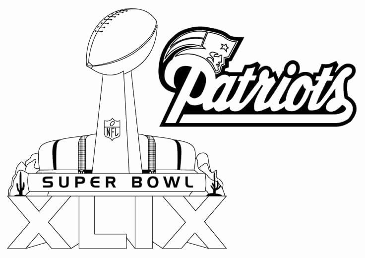 Super Bowl 50 Coloring Page Best Of 11 Free Printable New England