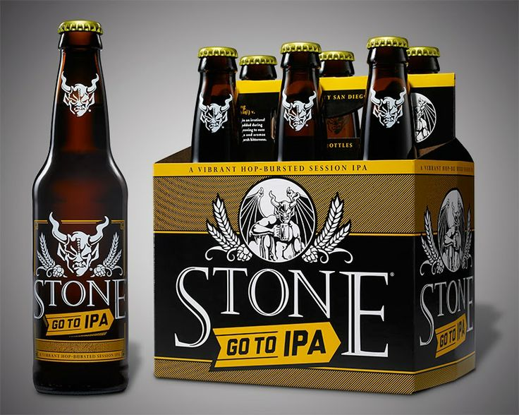 SanDiegoVille.com: Stone Brewing Co. Introduces Stone Go To IPA   A New Addition to the Stone Year-Round Release Lineup