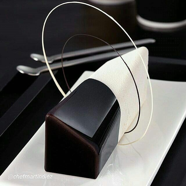 Black and White Chocolate by Martin Diez