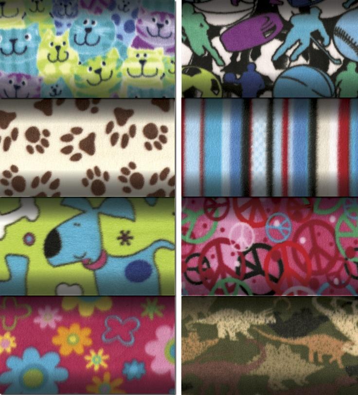 """Exclusive! DSNS glacier fleece prints reg. 14.99m, plain and printed arctic fleece reg. 14.99m // Exclusivités! Molletons imprimés """"DSNS glacier"""" cour. 14,99m, Molleton arctique uni ou imprimé cour. 14,99m"""