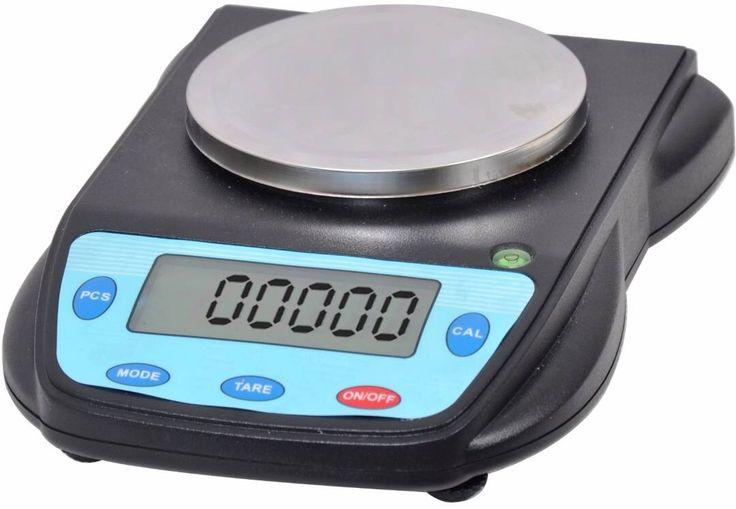 Digital balance abron 500gm 10 mg