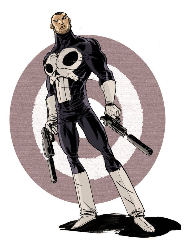 Punisher by Ruben Martinez
