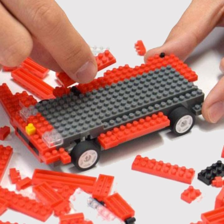 build your own iphone controlled toy cars