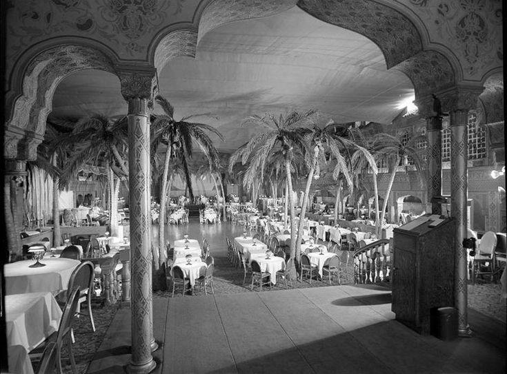 The Cocoanut Grove nightclub