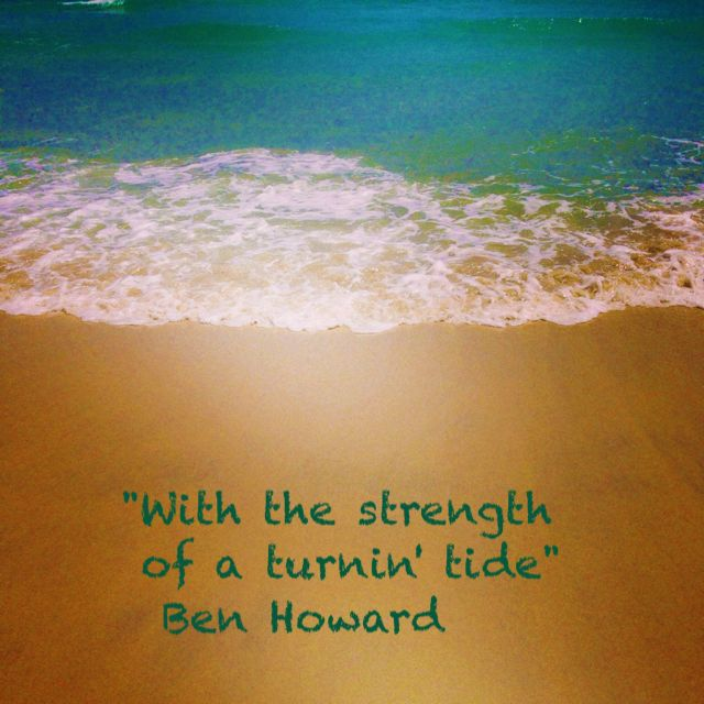 Ben Howard Wisdom - strength from going within