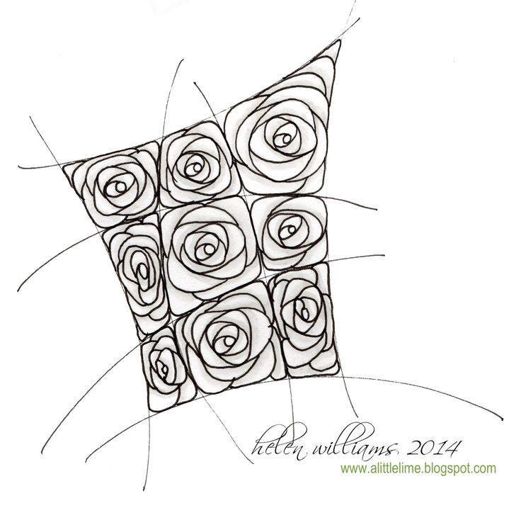 109 best Doodle Roses images on Pinterest Drawings Drawing and