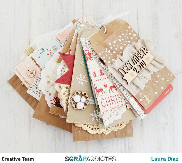 buenos das seguimos con nuestras propuestas navideas hoy laura nos ha preparado
