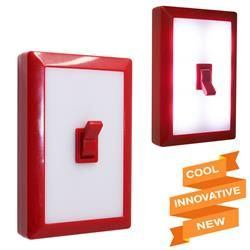 Eco- Friendly Gift Ideas - LED Light Switch#LEDLightSwitch