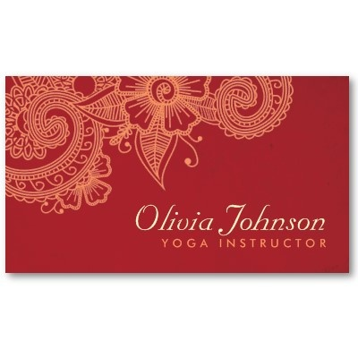 17 best images about business cards on pinterest for Henna business cards