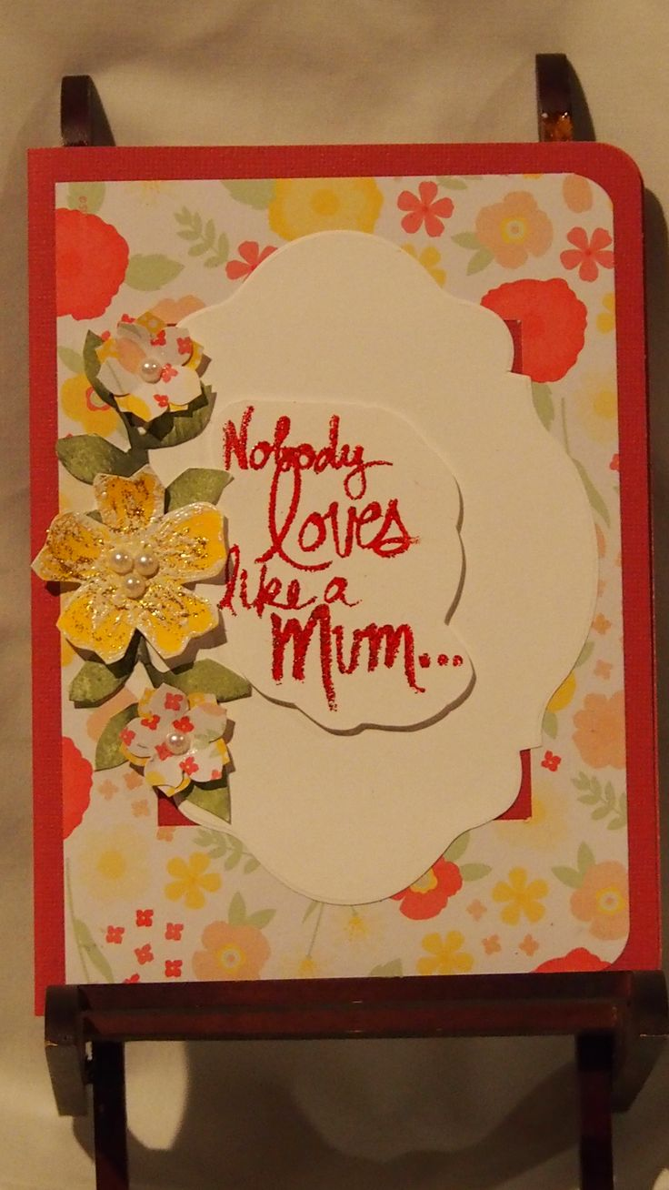 Another mothers day card