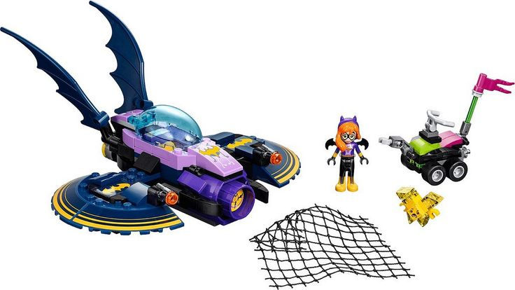 First LEGO DC Super Hero Girls unveiled [News] | The Brothers Brick | LEGO Blog
