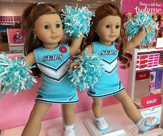 Michigan's first American Girl Doll store opened on August 6, 2016 inside Twelve Oaks Mall in Novi on the 2nd level near Nordstrom. This is a temporary retail location which will be open through January 31, 2017. Here are the 10 best dolls we found at the high-end popular doll store.