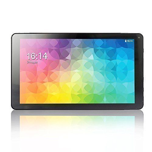 Yuntab V101H 10.1 pouces Tablette Tactile PC Quad-core Android 4.4 HD 1024 *600 Allwinner A33 8Go WiFi Bluetooth 4.0 Support 3D Jeux Google…