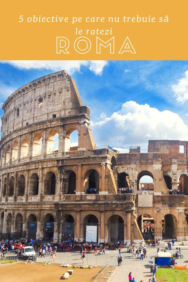 Roma este unul dintre orașele preferate pentru mulți iubitori de călătorii. Istoria bogată, numeroasele legende și frumusețea unică a metropolei o transformă în orașul european pe care neapărat trebuie să îl vezi măcar o dată în viață!  #roma #travel #haisitu