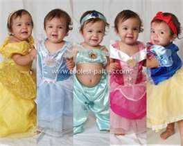 aw I wish i knew lots of little girls Scarlett's age, i'd buy her all these outfits and let them all wear it for her bday party!