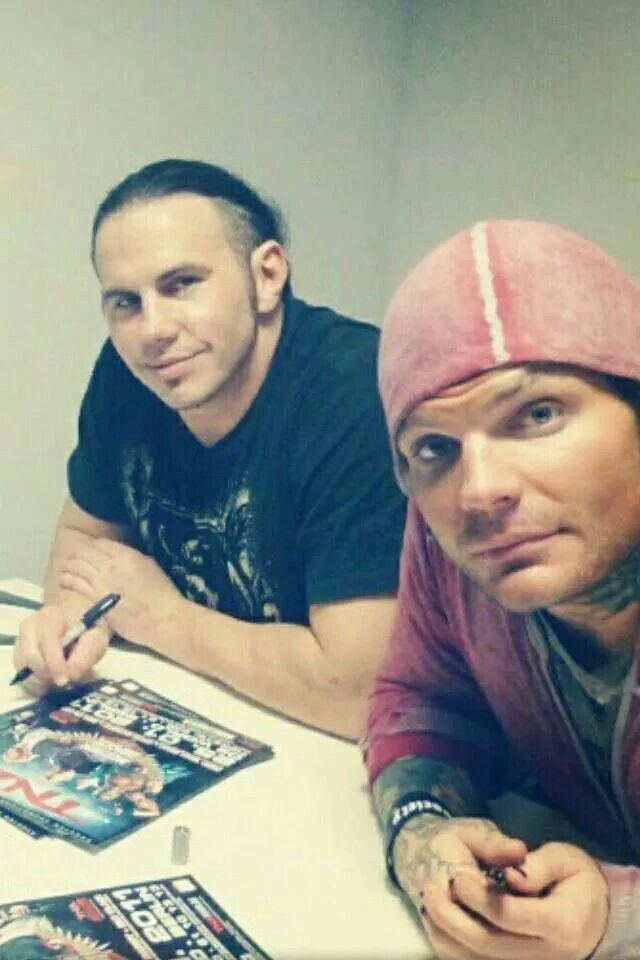 391 best Hardy Boyz/Hardy Family images on Pinterest ...