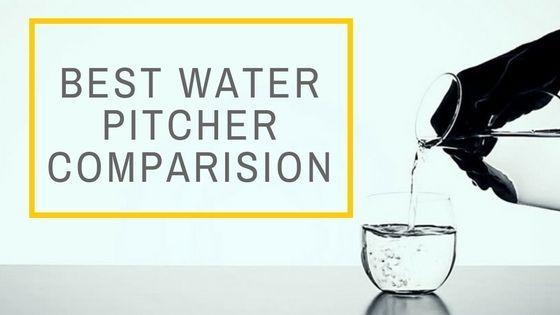 Pur Vs Brita Vs Zero Water Vs Mavea – Water Pitcher Filter Comparison 2018 #HomeAppliancesDesign