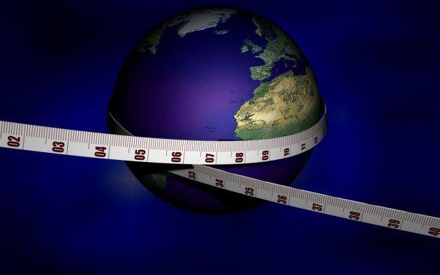 Dame una vara… y te mediré la Tierra   matematicascercanas