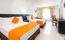 Habitaciones - Hotel Cartagena Plaza - Cartagena de Indias - Colombia