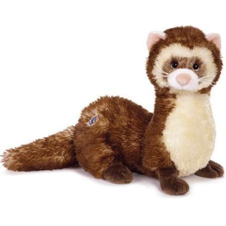 Webkinz Plush Stuffed Animal Ferret