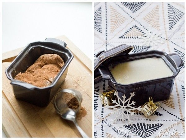 Terrine de Foie gras d'Oie Mi-cuit au Cacao & Whisky