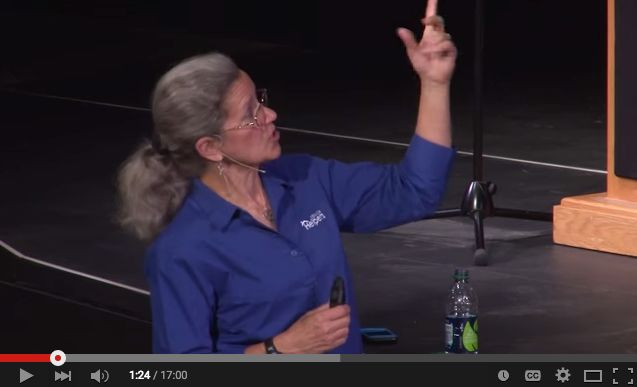 I wish I had known about Teepa Snow and her practical tools and techniques 10 years ago. But I didn't. I'm glad I do now and that I'm able to share her wisdom with people w…
