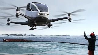 Vidello Productions YouTube Flying drones, Flying car