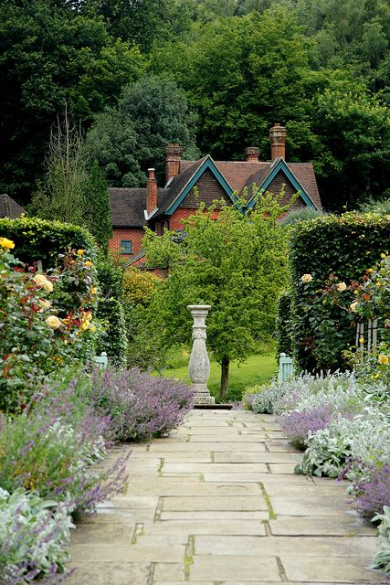 Chartwell House and Garden, Kent, England by yve1964 on Flickr.