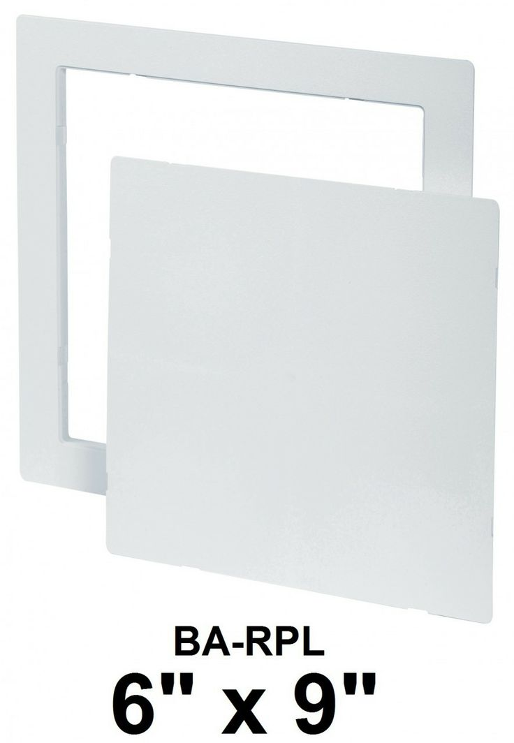 The RPL Is A Removable High Impact ABS Plastic Access