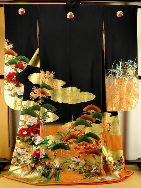 Kimono - this is stunning and breathtaking and I need more words!