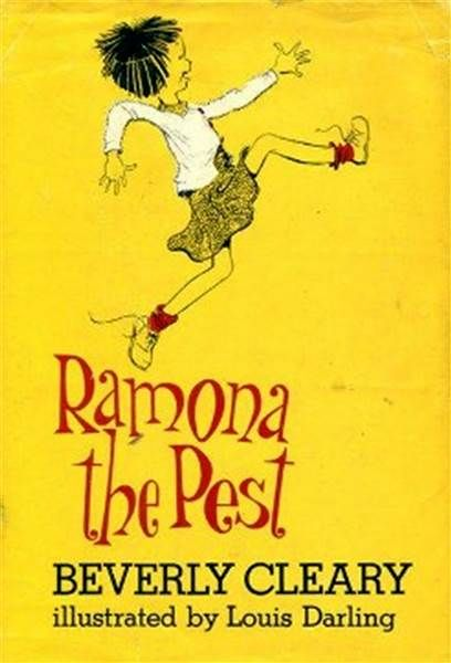 Beverly Cleary Turns 100-Ramona the Pest