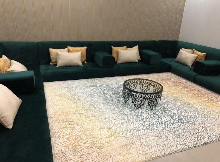 ارقى الموديلات لصلونات عربية فخمة صالونات ارضية رائعة و انيقة مستوحات Living Room Design Decor Living Room Sofa Design Interior Paint Colors For Living Room