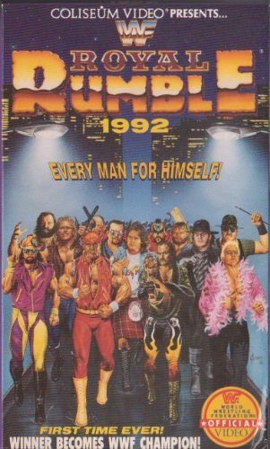 WWF: Royal Rumble 1992 [VHS] Coliseum Video http://www.amazon.com/dp/630226085X/ref=cm_sw_r_pi_dp_bSHNvb1SY9EEZ