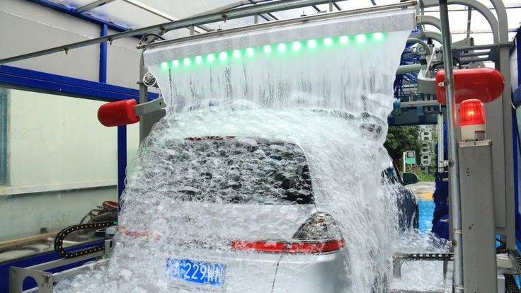 AUTOMATIC CAR WASH TUNNEL MACHINE WITH LAVAFALL MADE BY SHUIFU CHINA AUTOMATIC CAR WASH TUNNEL MACHINE WITH LAVAFALL MADE BY SHUIFU CHINA