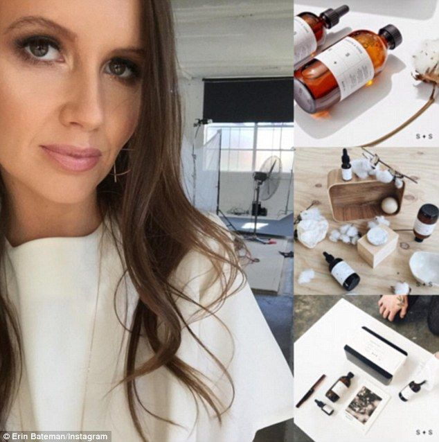 Married At First Sight star Erin Bateman revealed on Instagram that she suffers from hair loss, in an uplifting post about embracing your 'imperfections.'