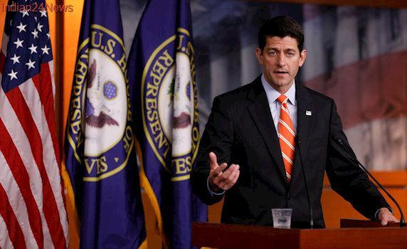 US House Speaker Ryan: Trump's Son Should Testify in Congress