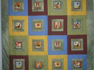 Дорогие друзья! В моём магазине есть детское одеяло с милейшими собачками 'Барбосики'. 2018 год - год собаки, и это одеяльце может быть Новогодним подарком для малыша или малышки. Собачек любят все дети. Цвет универсальный и не маркий. СКИДКА НА БАРБОСИКОВ 40% www.livemaster.ru/item/6827417-dlya-doma-i-interera-detskoe-loskutnoe-odeyalo-barbosiki-ruchn Также в магазине есть несколько работ со скидками. Всех с наступающими новогодними праздниками!
