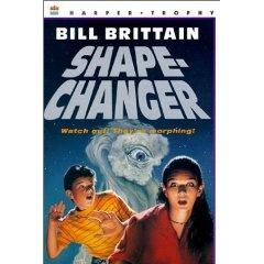 Shape Changer by Bill Brittain. 1997 Winner