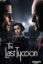 The Last Tycoon (TV Movie 2016) with Matt Bomer and Lily Collns