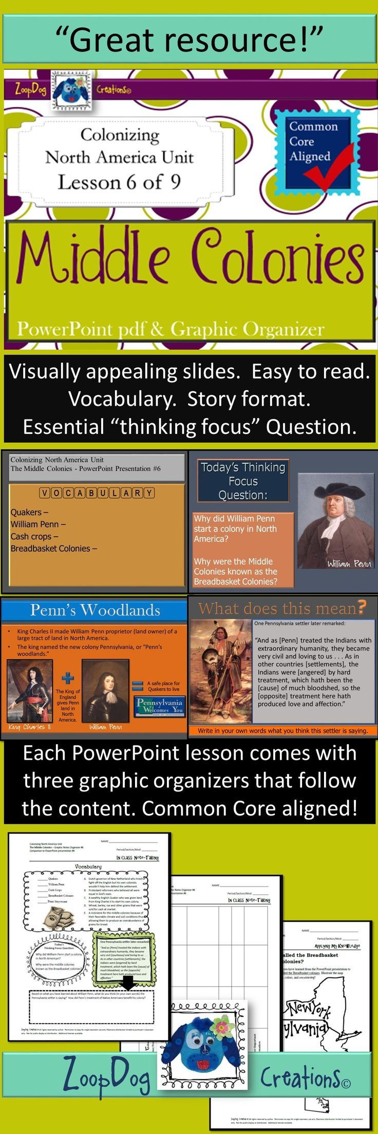 Workbooks new england colonies worksheets : 59 best Worksheets for MP: Colonial America images on Pinterest ...