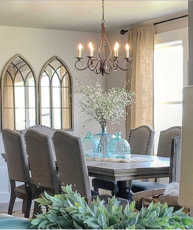 50 Bold And Inventive Dining Rooms With Brick Walls: Tanshire Dining Room Chair (Set Of 2) By Ashley HomeStore