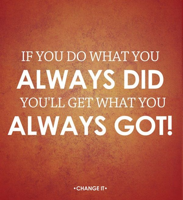 What have you done recently that was completely outside of your comfort zone?  #ComfortZone #Changes #LivingLife