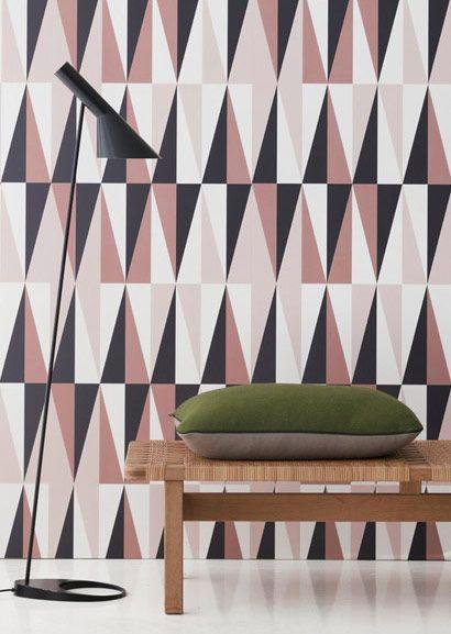 64 best Ferm Living Tapeten images on Pinterest Living room - schöne bilder fürs wohnzimmer